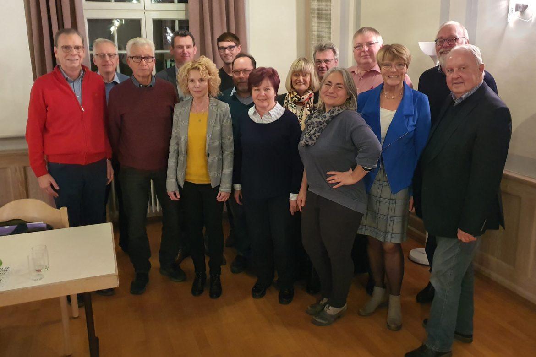Mitgliederversammlung mit Neuwahlen am 20. November 2019